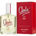 Charlie Red Edt Spray 3.4 oz for women by Revlon