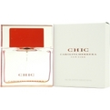 Chic Eau De Parfum Spray 1 oz for women by Carolina Herrera