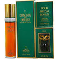 Diamonds & Emeralds Eau De Toilette Spray 1.7 oz & Parfum .12 Mini for women by Elizabeth Taylor
