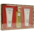 Fifth Avenue Eau De Parfum Spray 2.5 oz & Body Lotion 3.3 oz & Cream Cleanser 3.3 oz for women by Elizabeth Arden