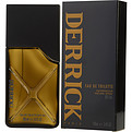 Derrick Black Edt Spray 3.4 oz for men by Orlane