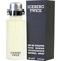 Iceberg Twice Eau De Toilette Spray 4.2 oz for men by Iceberg