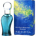 Wings Eau De Toilette Spray .25 oz Mini for men by Giorgio Beverly Hills