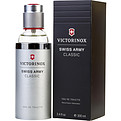 Swiss Army Eau De Toilette Spray 3.4 oz for men by Victorinox