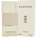 Rampage Eau De Parfum Spray 3 oz for women by Rampage