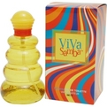 Samba Viva Eau De Toilette Spray 3.3 oz for women by Perfumers Workshop