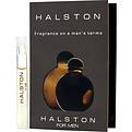 Halston 1-12 Vial On Card for men by Halston