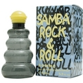 Samba Rock & Roll Eau De Toilette Spray 3.4 oz for men by Perfumers Workshop