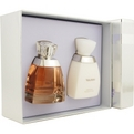 Vera Wang Eau De Parfum Spray 3.4 oz & Body Lotion 6.8 oz for women by Vera Wang