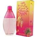 Cafe South Beach Eau De Toilette Spray 3 oz for women by Cofinluxe