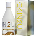 Ck In2u Edt Spray 1.7 oz for women by Calvin Klein
