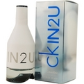 Ck In2u Eau De Toilette Spray 1.7 oz for men by Calvin Klein