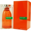 United Colors Of Benetton Edt Spray 4.2 oz for women by Benetton