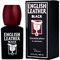 English Leather Black Cologne Spray 3.4 oz for men by Dana