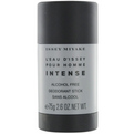 L'Eau d'Issey Pour Homme Intense Deodorant Stick Alcohol Free 2.6 oz for men by Issey Miyake