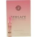 Versace Bright Crystal Edt Vial On Card for women by Gianni Versace