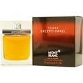 Mont Blanc Exceptionnel Eau De Toilette Spray 2.5 oz for men by Mont Blanc