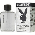 Playboy Hollywood Eau De Toilette Spray 3.3 oz for men by Playboy
