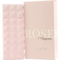 St Dupont Rose Eau De Parfum Spray 3.4 oz for women by St Dupont