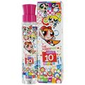 POWERPUFF GIRLS 10TH ANNIVERSARY Perfume door Warner Bros