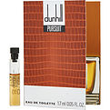 Dunhill Pursuit Eau De Toilette Vial On Card for men by Alfred Dunhill