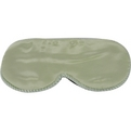Spa Accessories Silk Sleep Mask - Celery for unisex by Spa Accessories