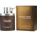 Yacht Man Chocolate Eau De Toilette Spray 3.4 oz for men by Myrurgia
