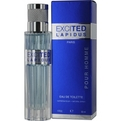 Excited Edt Spray 1 oz for men by Ted Lapidus