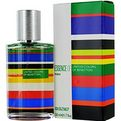 Benetton Essence Edt Spray 1.7 oz for men by Benetton