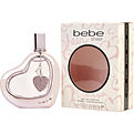Bebe Sheer Eau De Parfum Spray 3.4 oz for women by Bebe