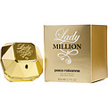 Paco Rabanne Lady Million Eau De Parfum Spray 2.7 oz for women by Paco Rabanne