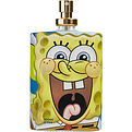 Spongebob Squarepants Spongebob Eau De Toilette Spray 3.4 oz (10th Anniversary Edition) *Tester for men by Nickelodeon