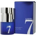 Loewe 7 Eau De Toilette Spray 1.7 oz for men by Loewe
