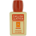English Leather Musk Aftershave 3.4 oz (Plastic Bottle) (Unboxed) for men by Dana