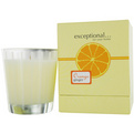 ORANGE GINGER - LIMITED EDITION Candles oleh Exceptional Parfums