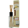 Vanilla Sensual - Limited Edition Sensual Vanilla Scented 5.8 oz Reed Diffuser With 12 - 10.5 In Reeds for unisex by Exceptional Parfums