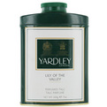Yardley Lily Of The Valley Talc 7 oz for women by Yardley