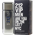 212 Vip Eau De Toilette Spray 3.4 oz for men by Carolina Herrera