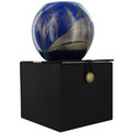 COBALT CANDLE GLOBE Candles door Cobalt Candle Globe