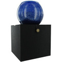 COBALT GALAXY GLOBE Candles od Cobalt Galaxy Globe