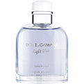 D & G LIGHT BLUE LIVING STROMBOLI POUR HOMME Cologne pagal Dolce & Gabbana