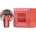 Bvlgari Omnia Coral Eau De Toilette .17 oz Mini for women by Bvlgari