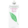 Green Tea Tropical Eau De Toilette Spray 3.3 oz *Tester for women by Elizabeth Arden