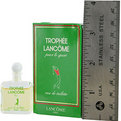 Trophee Eau De Toilette .12 oz Mini for men by Lancome