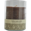 CHOCOLATE HAZLENUT SCENTED Candles da Chocolate Hazlenut Scented