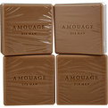 Amouage Dia Soap 4 X 50g for men by Amouage