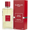 Habit Rouge Eau De Parfum Spray 3.4 oz for men by Guerlain
