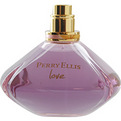 Perry Ellis Love Eau De Parfum Spray 3.4 oz *Tester for women by Perry Ellis
