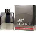 Mont Blanc Legend Intense Edt Spray 3.3 oz for men by Mont Blanc