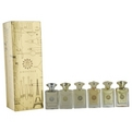 Amouage Variety 6 Pieces With Gold & Jubilation Xxv & Reflection & Silver & Dia & Beloved And All Are Eau De Parfum Minis 6x7.5ml for men by Amouage